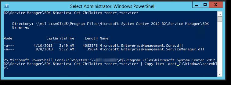 sccm 2012 r2 powershell module download